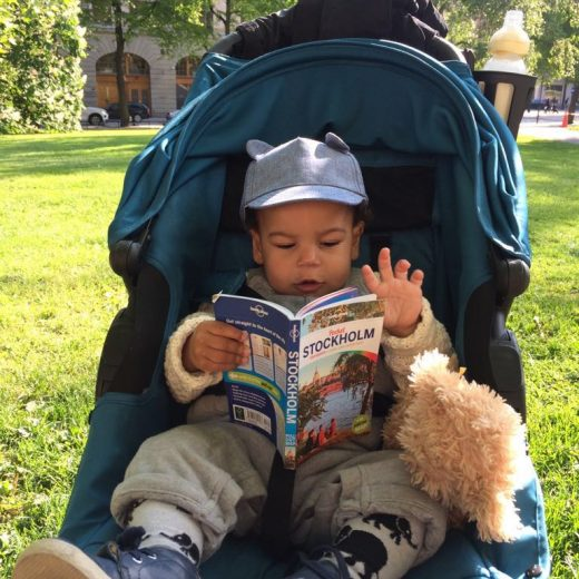 Silberzahn Junior explores Stockholm, Sweden