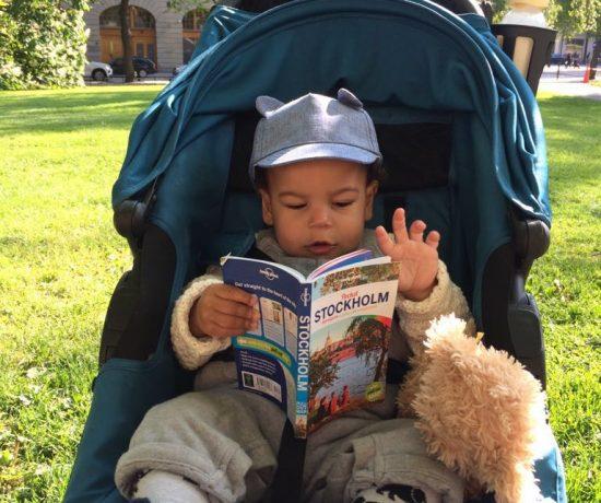 Silberzahn Junior explores Stockholm, Sweden