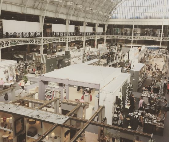 Silberzahn Style Top Drawer at Olympia, London