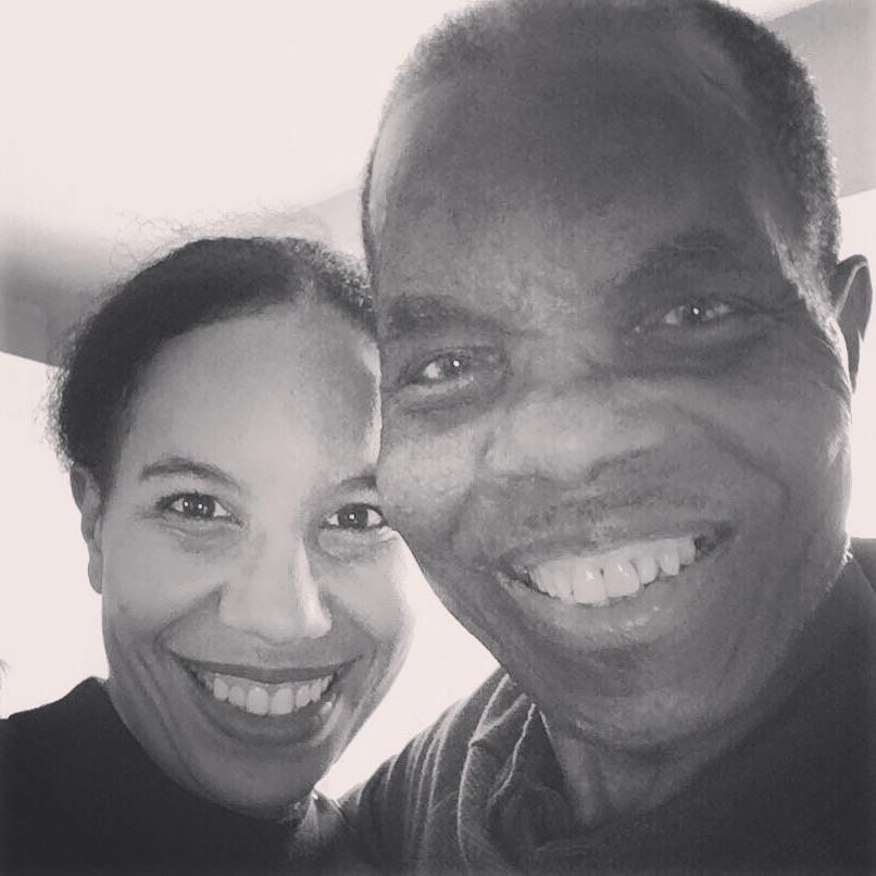 Aderemi Ogundehin and Amy Lois Oluremi Ogundehin Silberzahn